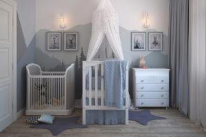 Réorganiser la maison pour la chambre de bébé