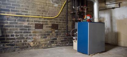 Construire sa maison : Chauffage au gaz