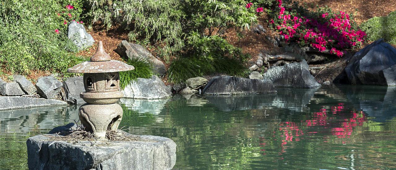 Créer un jardin zen