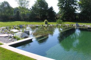 Adoptez la piscine naturelle !