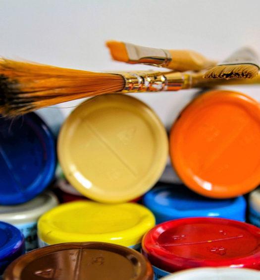 les couleurs adaptées à la maison