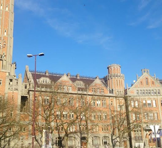 Vue de Lille, Nord-pas de Calais