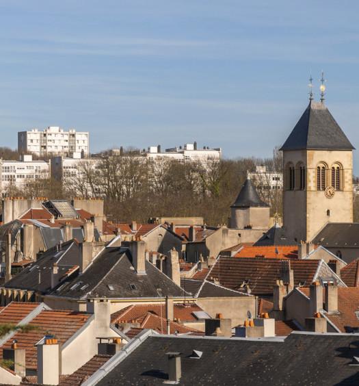 Quartier outre-seille, Metz Lorraine
