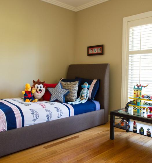 Décoration intérieure de chambre d'enfant