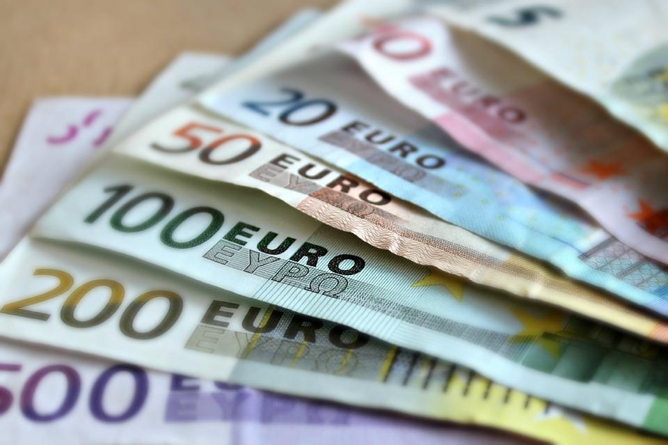 billet de banque en euros