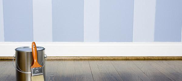 papier peint vs peinture comment choisir. Black Bedroom Furniture Sets. Home Design Ideas