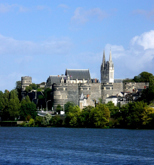 Vue Angers Pays de la Loire