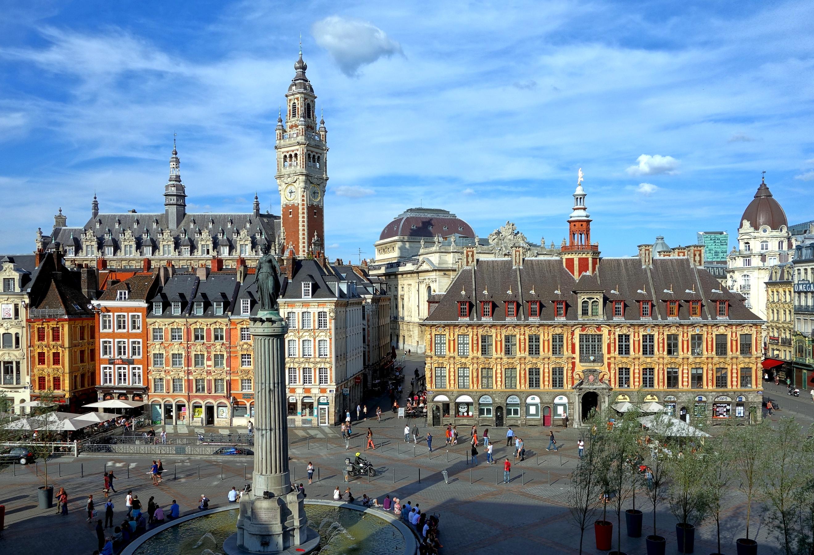 5 bonnes raisons de vivre à Lille |
