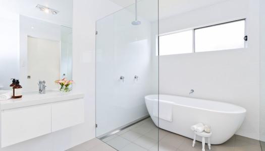 Salle de bain : construire pour durer