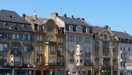 Centre-ville de Thionville