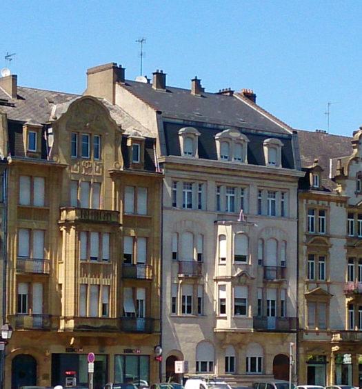 Maisons à Thionville