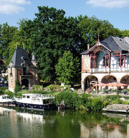 Ville de Sarreguemines Lorraine