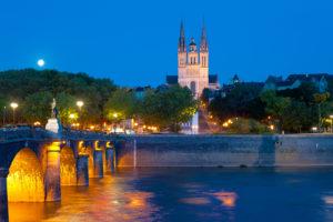 Angers-Le Mans : le duel immobilier