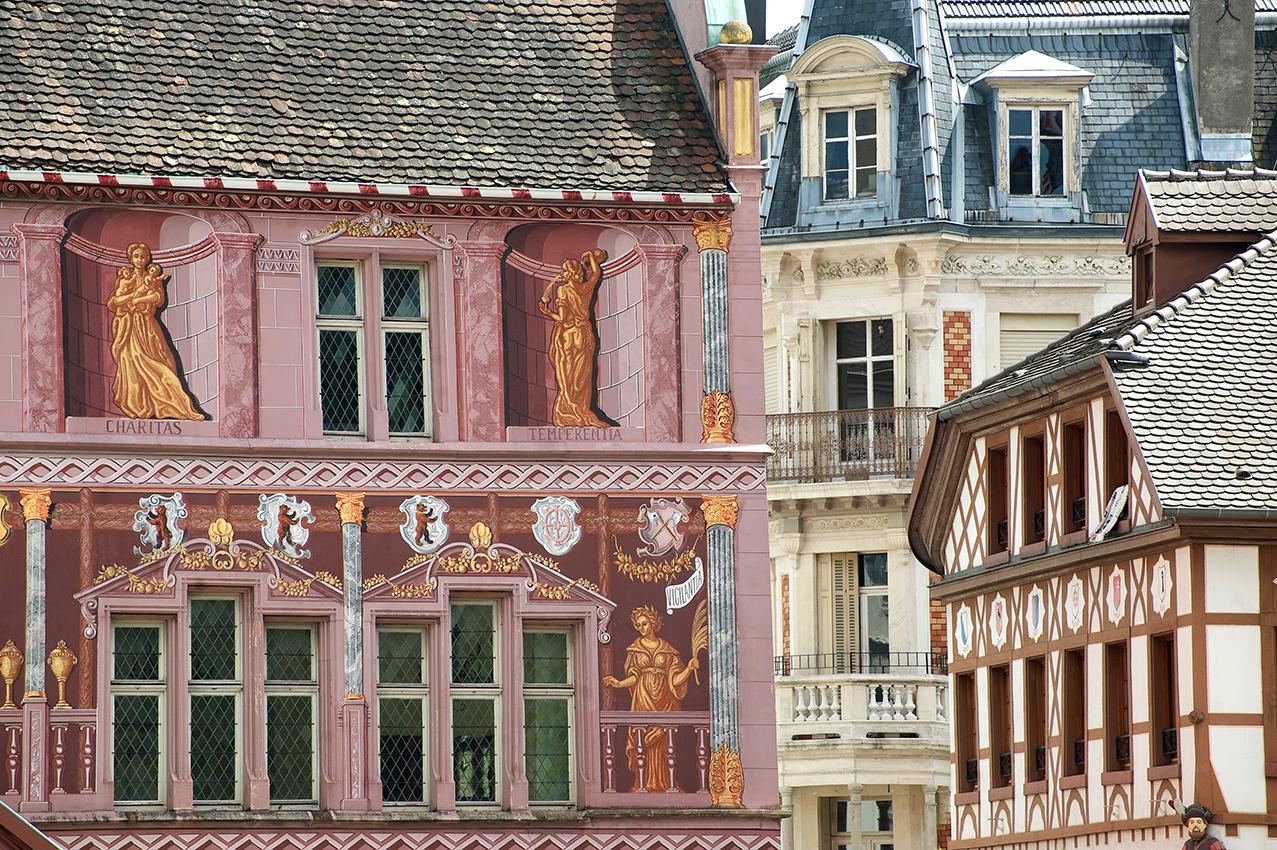 Architecture Mulhouse Alsace