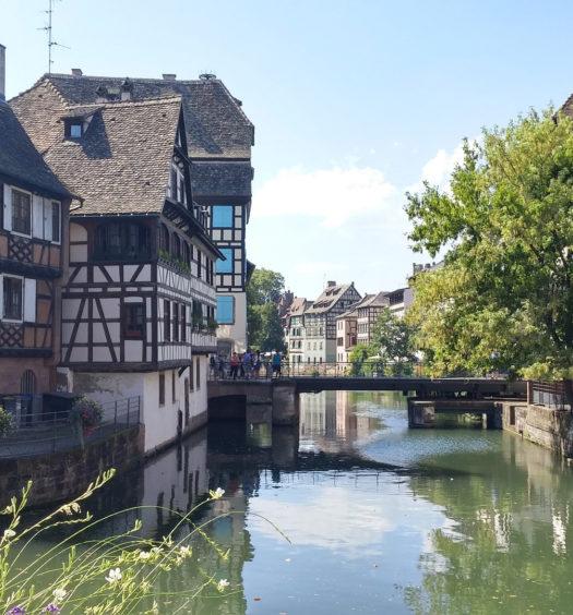 Quartier Petite France de Strasbourg
