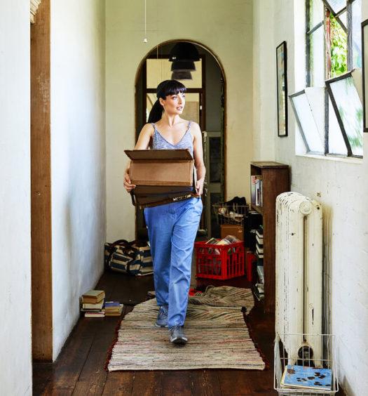 locataire qui déménage