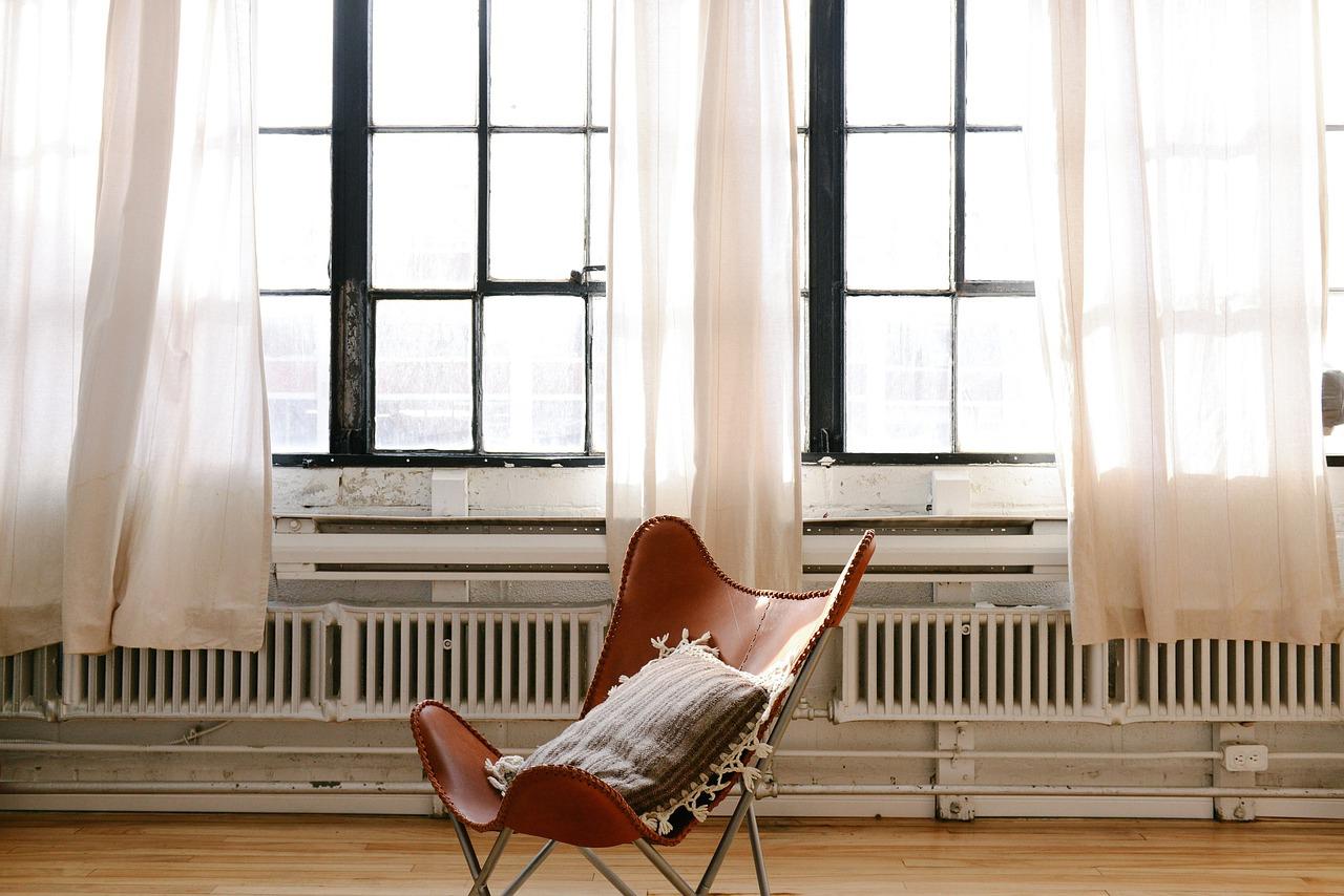 Appartement ancien en loft