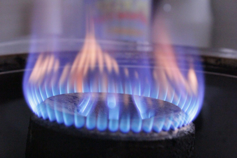 Plaque de cuisson au gaz