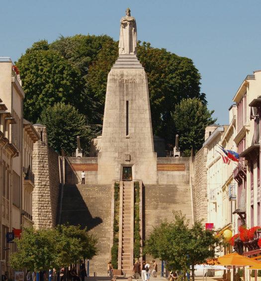 Verdun, meuse, Lorraine