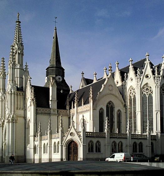 Eglise de Roubaix Nord