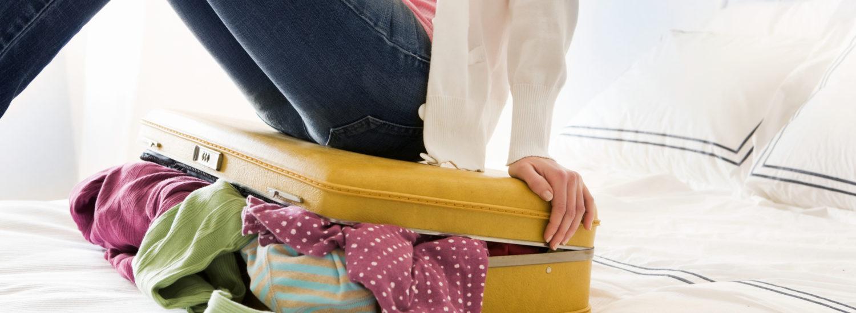 Fermer sa valise