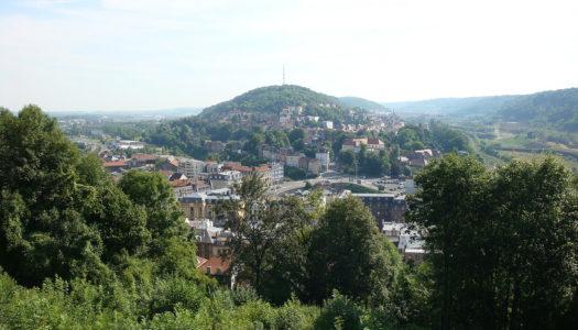 Zoom sur la ville de Longwy