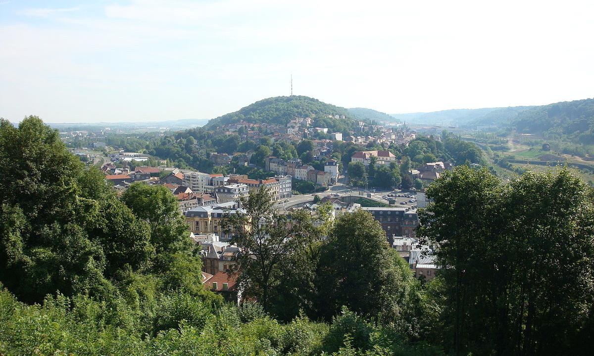 Ville de Longwy Meurthe et Moselle