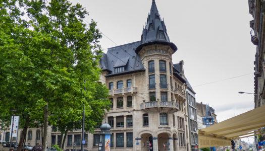 Les prix immobiliers à Nancy