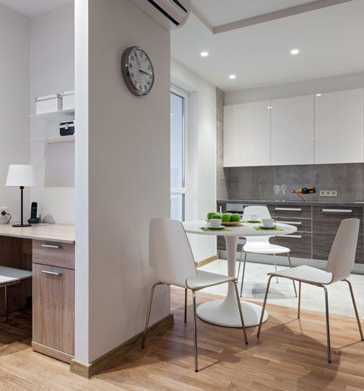 Intérieur appartement location