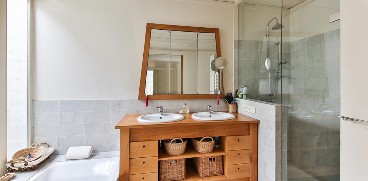 les tendances en mati re d 39 quipement de salle de bain immoregion. Black Bedroom Furniture Sets. Home Design Ideas