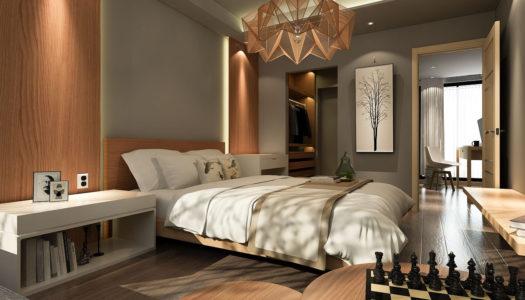 Quelles couleurs pour une chambre à coucher?