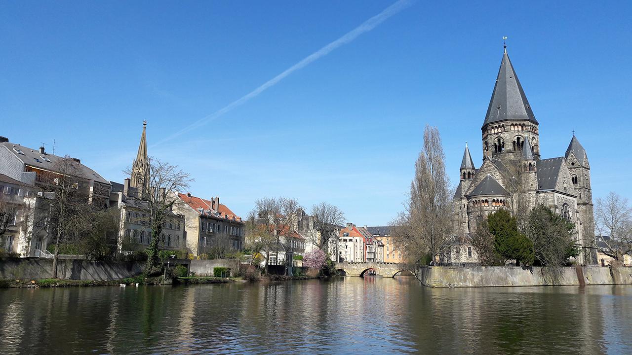Prix immobilier à Metz