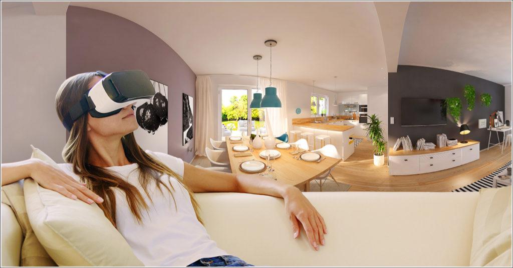 visite virtuelle immoRegion