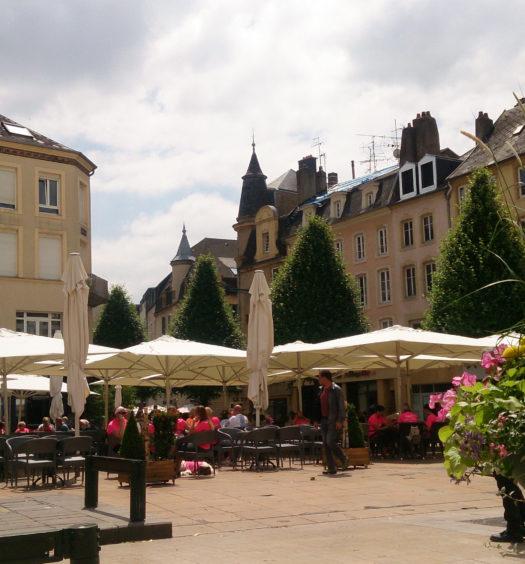 Thionville place Grommerch