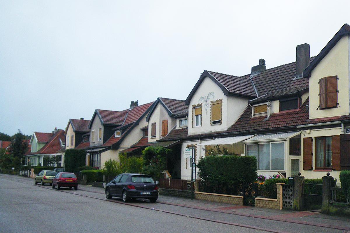 Rue à Hagondange