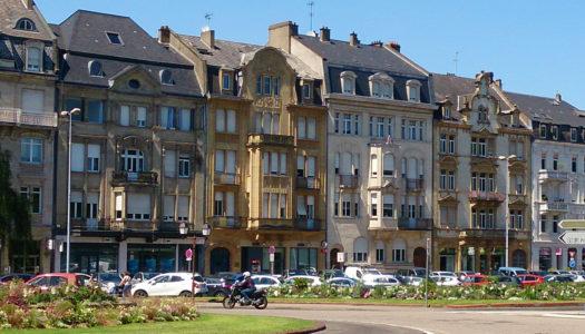 Thionville : zoom sur le quartier Saint-François
