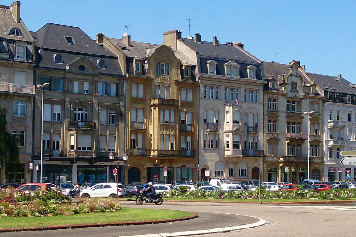 Thionville centre-ville