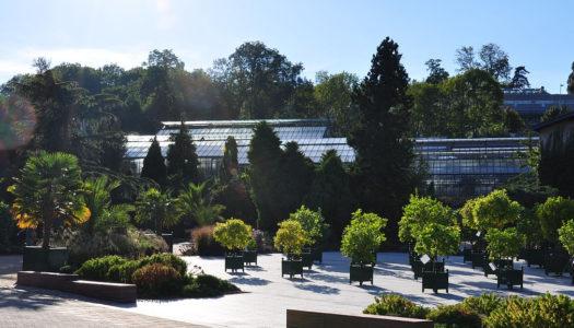 Jardin botanique Villers les Nancy