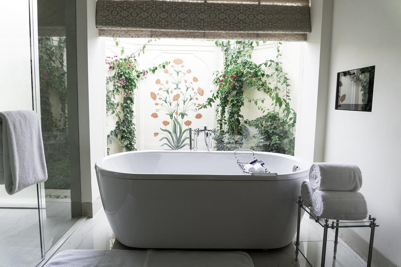 la salle de bains du futur un m lange de technologie et d cologie. Black Bedroom Furniture Sets. Home Design Ideas