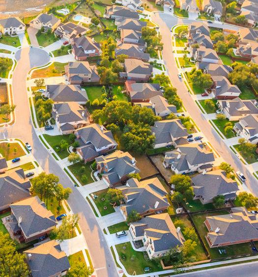 Acheter une maison en lotissement