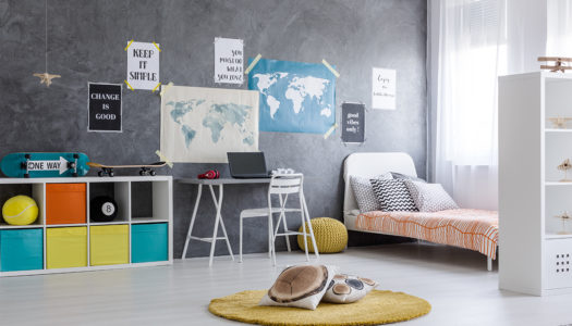 Comment décorer une chambre d'adolescent ?