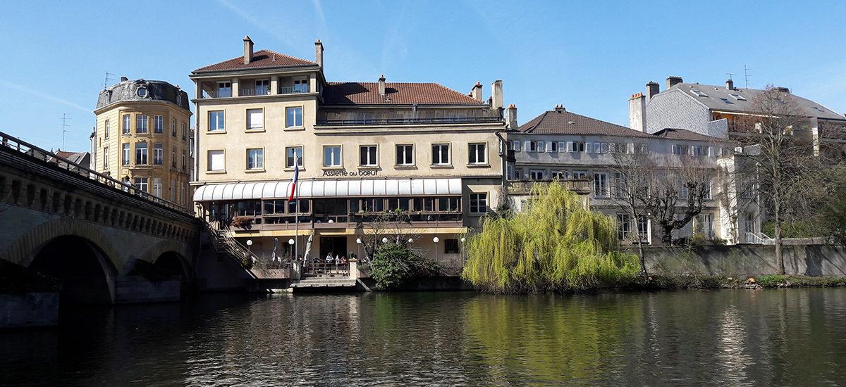 Quartier de Metz