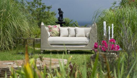 Transformez votre jardin en « pièce extérieure »