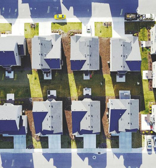 Lotissement de maisons, qui gère ?