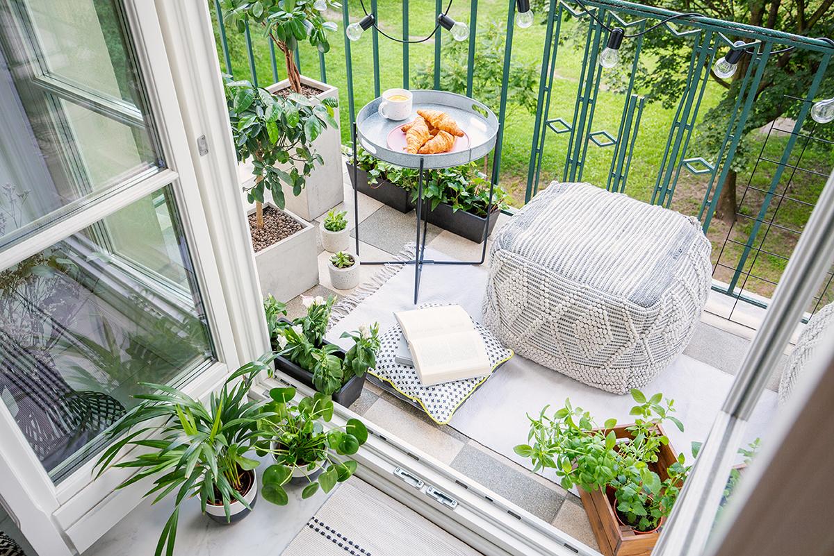 Des conseils pour aménager un balcon sans se ruiner